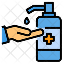Hands Washing Hand Soap Healthcare Icon