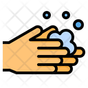 Hands Washing Hand Soap Hands Icon