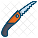 Handsaw Equipment Saw Icon