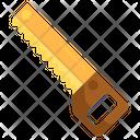 Handsaw Carpentry Blade Icon