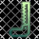 Handsaw Tool Construction Icon