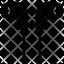 Handsfree Mono Earphone Icon