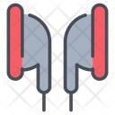 Headphone Earphone Earbuds Icon