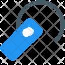 Handsfree Mobile Function Icon