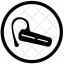 Handsfree Sign Label Icon