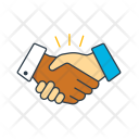 Handshake Partnership Icon