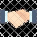Handshake Agreement Business Icon