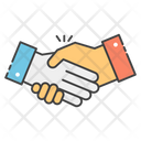 Partnership Fellowship Collaboration Icon