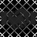 Handshake Agreement Partnership Icon