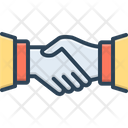 Handshake Partnership Collaboration Icon