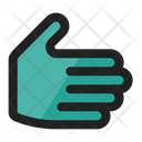 Shake Hand Handshake Deal Icon