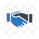 Handshake Commitment Contactus Icon