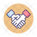 Mhandshake Handshake Deal Icon