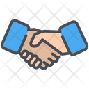 Handshake Meeting Partnersh Icon