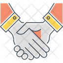 Handshake Shakehand Business Icon