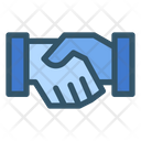 Handshake Partner Deal Icon