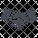 Handshake Meeting Partnersh Icon