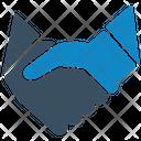 Agreement Handshake Partnership Icon