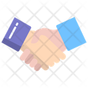 Artboard Agrement Deal Icon