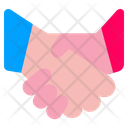 Handshake Agreement Deal Icon