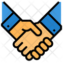 Handshake Hands Business Icon