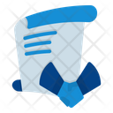 Handshake Document Legal Icon