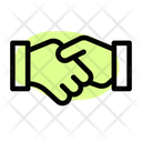 Handshake Deal People Icon