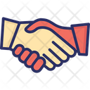 Handshake Deal Agreement Icon