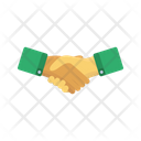 Handshake Deal Agreement Icon