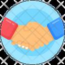 Clasp Handclasp Handshake Icon