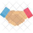 Handshake Agreement Shake Icon