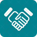 Handshake Property Deal Icon