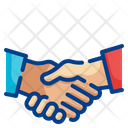 Handshake Agreement Reliable Icon