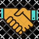 Hand Shake Shakehand Icon