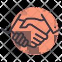 Handshake Congratulations Congrats Icon