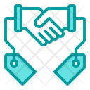 Handshake Deal Icon