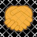 Arm Thumb Communication Icon