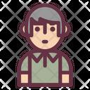 Handsome avatars Icon
