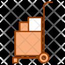 Storage Truck Restaurant Icon
