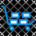 Dolly Trolley Handtruck Icon