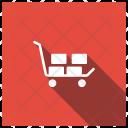 Handtruck Trolley Cart Icon