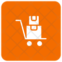 Handtruck Trolley Dolly Icon