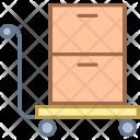 Handtruck Trolley Icon
