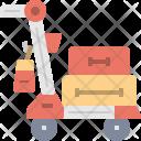 Handtruck Icon