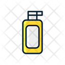 Handwash Liquid Soap Bottle Icon