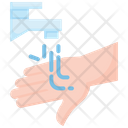 Hand Wash Water Icon
