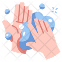 Soap Wash Water Icon