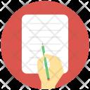 Handwriting Icon