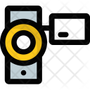 Handycam Camcorder Camera Icon