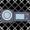 Camcorder Camera Recording Icon